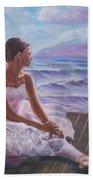 Her Dream Beach Sheet