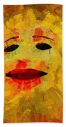 Here Comes The Sun Two Beach Towel
