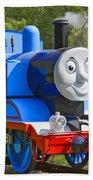 Here Comes Thomas The Train Beach Towel