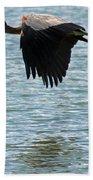 Heron Beach Towel