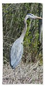 Heron Height Beach Towel