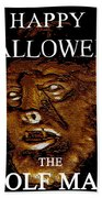 Hh Wolfman Classic Style Beach Towel