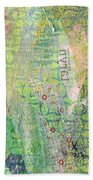 Hidden Forests IIi  Beach Towel