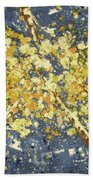 High - Aspens Beach Towel