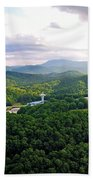 High Country 1 In Wnc Beach Towel