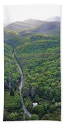High Country 2 In Wnc Beach Towel