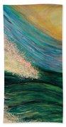 High Surf Beach Towel