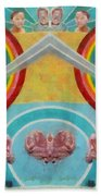 Higher Power Beach Towel