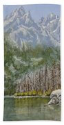 Highwater Pines Beach Towel