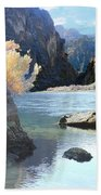 Hikers Haven Beach Towel