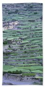 Hill Modified For Agriculture, Tetang Beach Towel