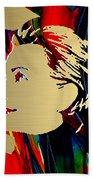Hillary Clinton Gold Series Beach Towel