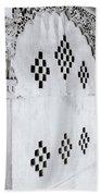 Symbol Of India Beach Towel