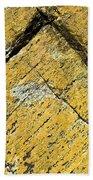 History Of Earth 3 Beach Towel