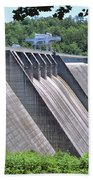 Hiwassee Dam 1 Beach Towel