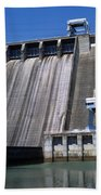 Hiwassee Dam 3 Beach Towel