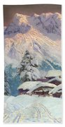 Hocheisgruppe Beach Towel