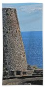 Hole In The Tower Beach Towel