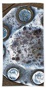 Hole Patch John Muir Woods Beach Towel