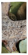 Holey Driftwood Beach Towel