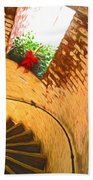 Holiday In The Lighthouse Beach Towel