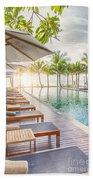 Holiday Resort Beach Towel