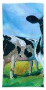 Holstein Amoogos Beach Towel