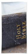Holy Bible Beach Towel