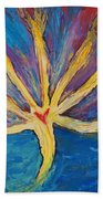 Holy Spirit Which Dwells In You Beach Towel