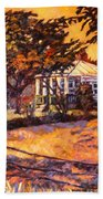 Home In Christiansburg Beach Towel