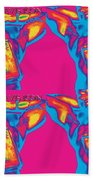 Homme Pop Four Beach Towel