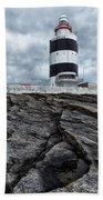 Hook Head Lighthouse Beach Towel