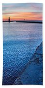 Hope On The Horizon Beach Towel