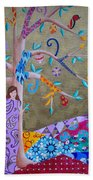 Hopes And Wishes Beach Towel