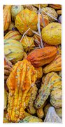 Hordes Of Gourds Beach Towel