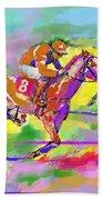 Horse Race  Three Beach Sheet