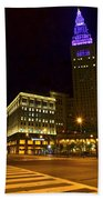 Horseshoe Casino Cleveland Beach Towel