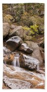 Horsethief Falls - Cripple Creek Colorado Beach Towel