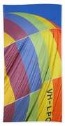 Hot Air Ballooning 2am-110966 Beach Towel