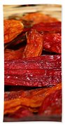 Hot And Spicy Beach Towel