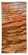 Hot Stones Beach Towel