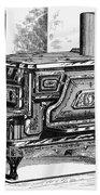 Hot Water Oven, 1875 Beach Sheet