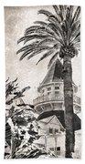 Hotel Del Coronado Beach Towel