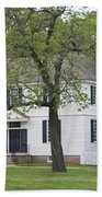 House On The Palace Green Beach Towel