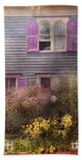 House - Victorian - A House To Call My Own  Beach Towel