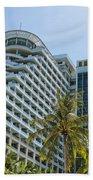 Hua Hin Hotel Beach Towel