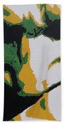 Hulk - Incredibly Close Beach Towel