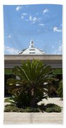 Huntington Library Conservatory Beach Towel