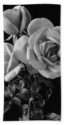Hybrid Tea California Roses Beach Sheet