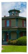 Hyde - Octagon - House 17739c Beach Towel